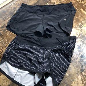 Run times shorts